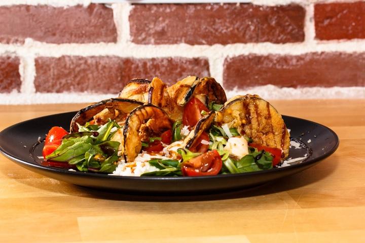 Итальянский салат «Пармиджано»
