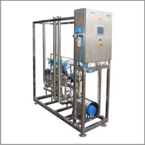 аппарат для нормализации молока