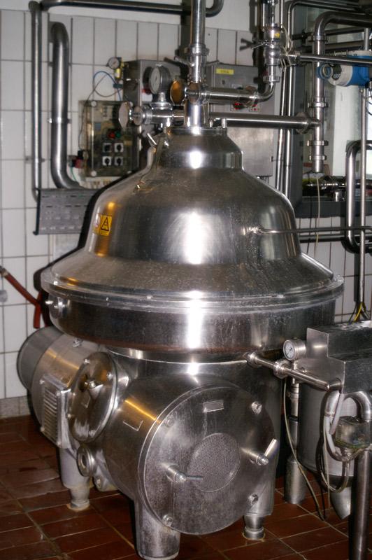 бактофугирование очистка молока