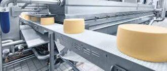 формование сыра