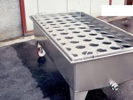 стол для формования сыра