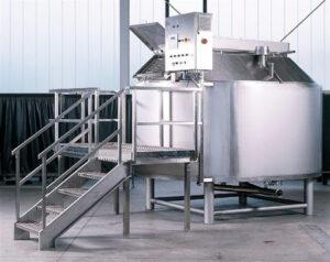 оборудование для посолки сыра